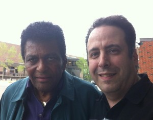 Charley Pride and I