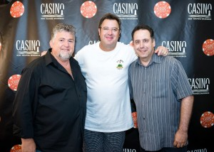 Sheldon Chant, Vince Gill and I