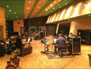 The Tracking Room NashVille
